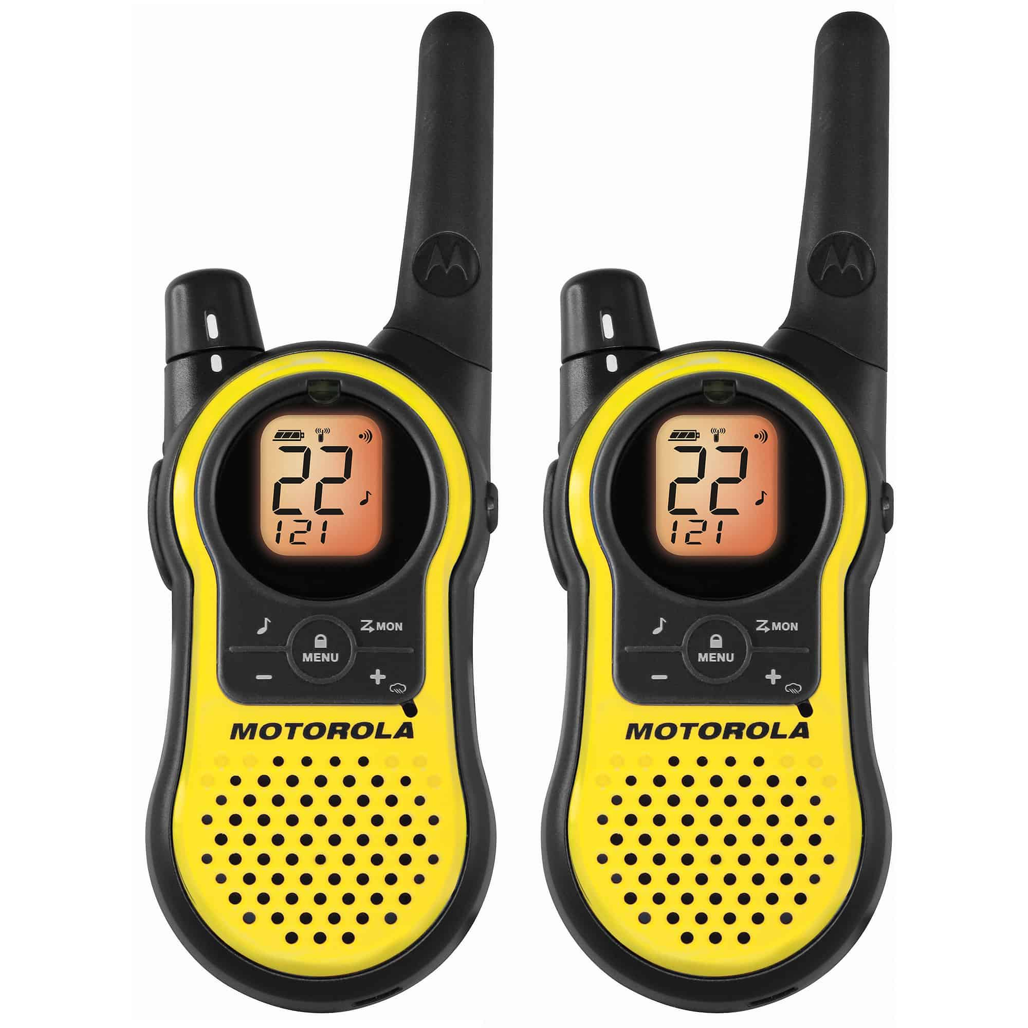 Motorola MH230R Two-Way Radio Pair