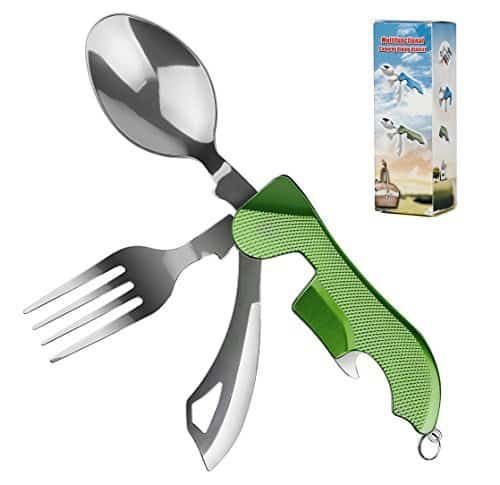 WETPIA 4-in-1 Camping Utensil