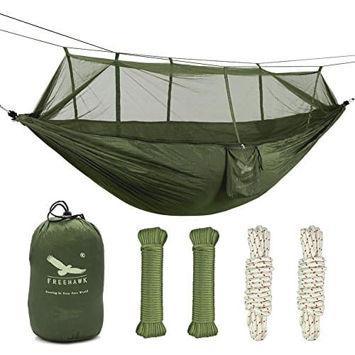 Out Topper Camping Hammock, Double
