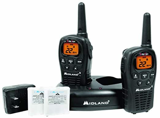 Midand LXT500VP3 22-Channel GMRS