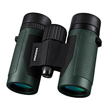 Wingspan Optics Pioneer 8x32 Compact Binoculars
