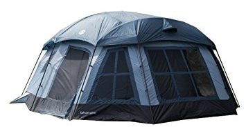 Tahoe Gear Ozark 16 Person Family Cabin Tent