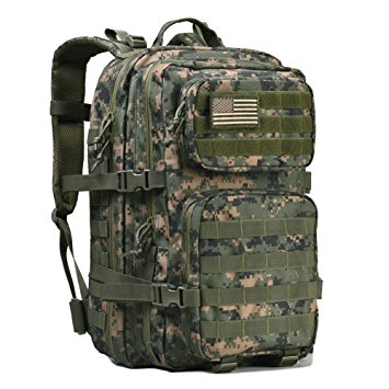 Taactical Camo Bug Out Rucksack