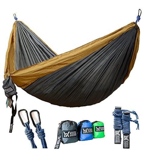 Winner-Outfitters-Double-Camping-Hammock-Lightweight-Nylon-Portable-Hammock-Best-Parachute-Double-Hammock-For-Backpacking-Camping-Travel-Beach-Yard-118L-x-78W-0