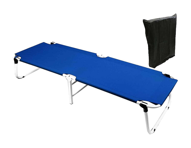 Magfashion Portable Military Fold Up Camping Bed Cot