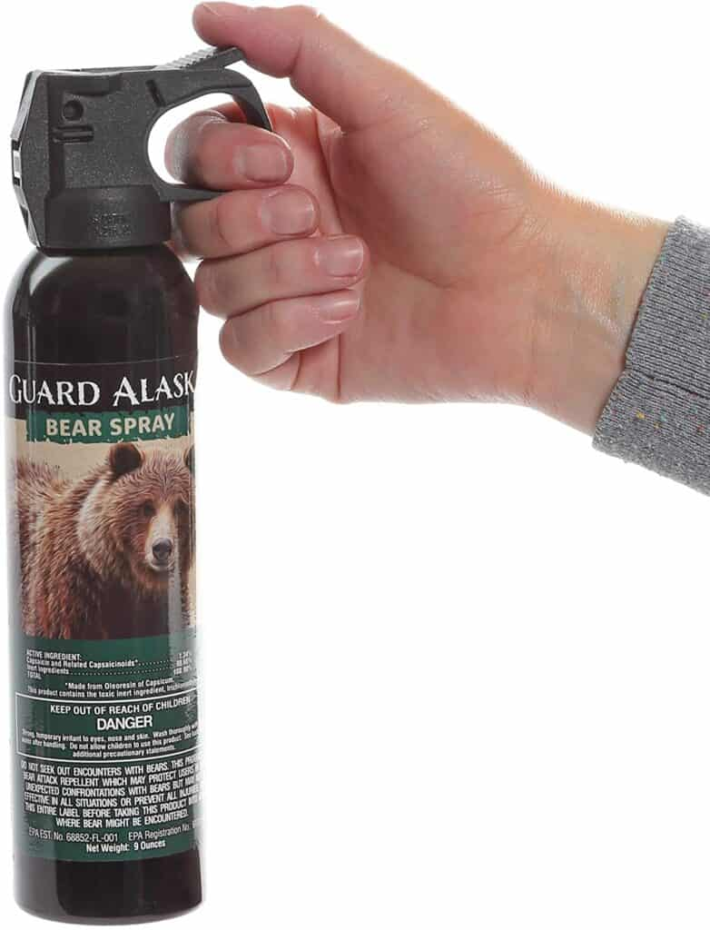The 5 Best Bear Sprays 2021 Buying Guide